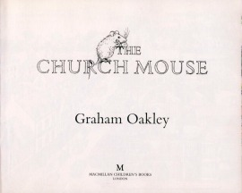 1.The Church Mouse 2