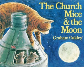 3.The Church Mice & The Moon