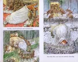 4.The Church Mice Adrift 5