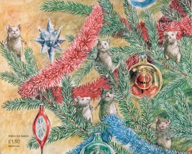 6.The Church Mice At Christmas 1