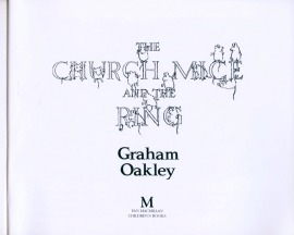 8.The Church Mice and the Ring 2